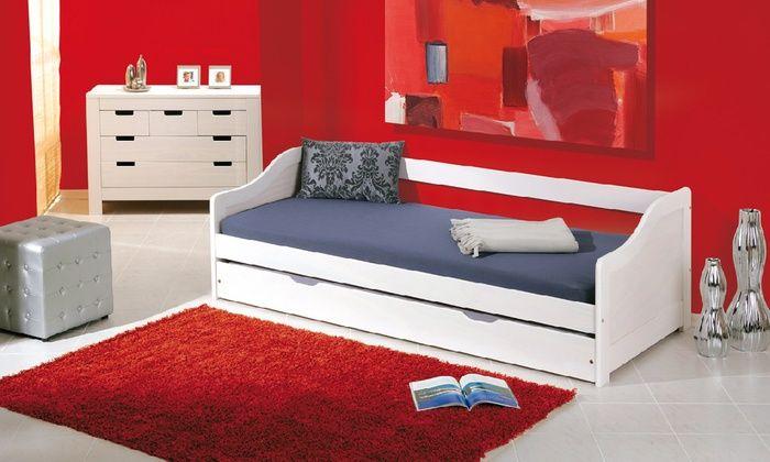 Groupon Goods Global GmbH: Letto singolo con secondo letto ...