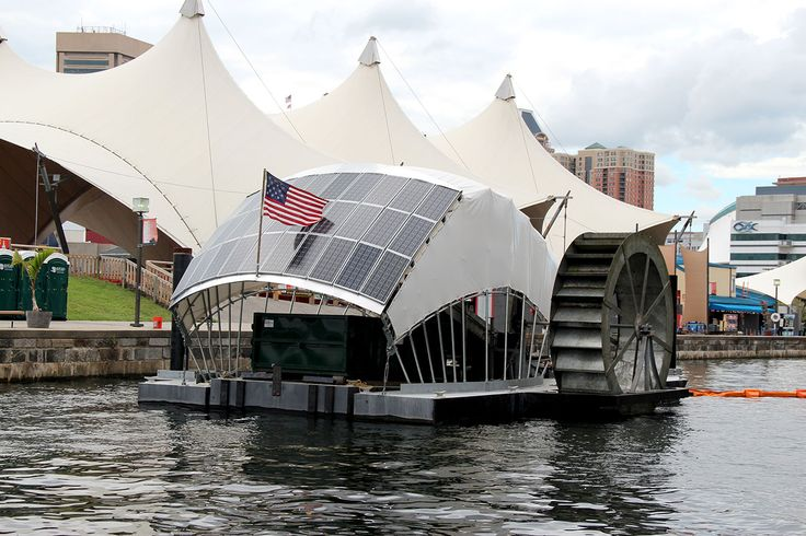 This Amazing Solar-Powered Water Wheel Cleans 50,000 Pounds of Trash Per Day. See it in action!   http://www.thegoodsurvivalist.com/this-amazing-solar-powered-water-wheel-cleans-50000-pounds-of-trash-per-day/  #thegoodsurvivalist