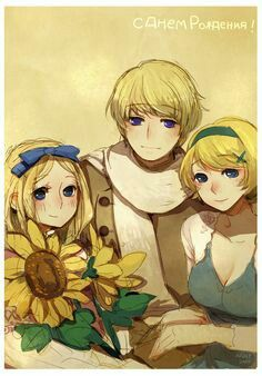 Happy Family~