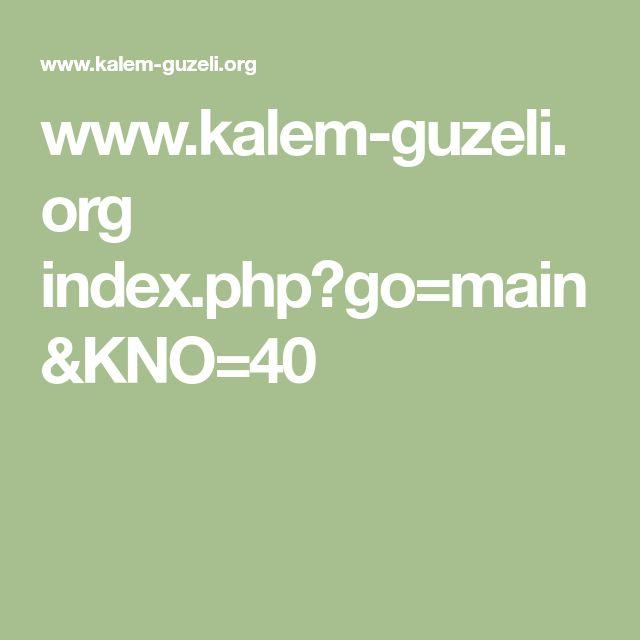 www.kalem-guzeli.org index.php?go=main&KNO=40