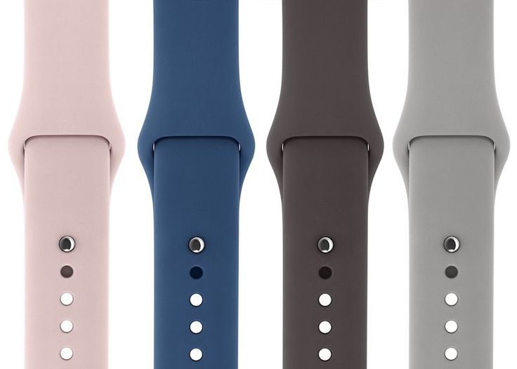 New Colors Launch for Apple Watch Sport Band, Woven Nylon, and Classic Buckle - https://www.aivanet.com/2016/09/new-colors-launch-for-apple-watch-sport-band-woven-nylon-and-classic-buckle/