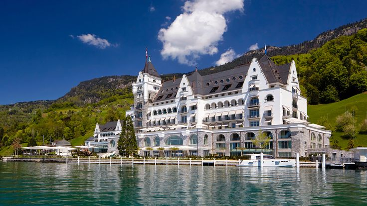 11 Stunning Lakeside Hotels | Departures