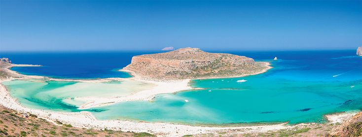 Balos Beach Places to visit in Crete #TopDestinationsGreece
