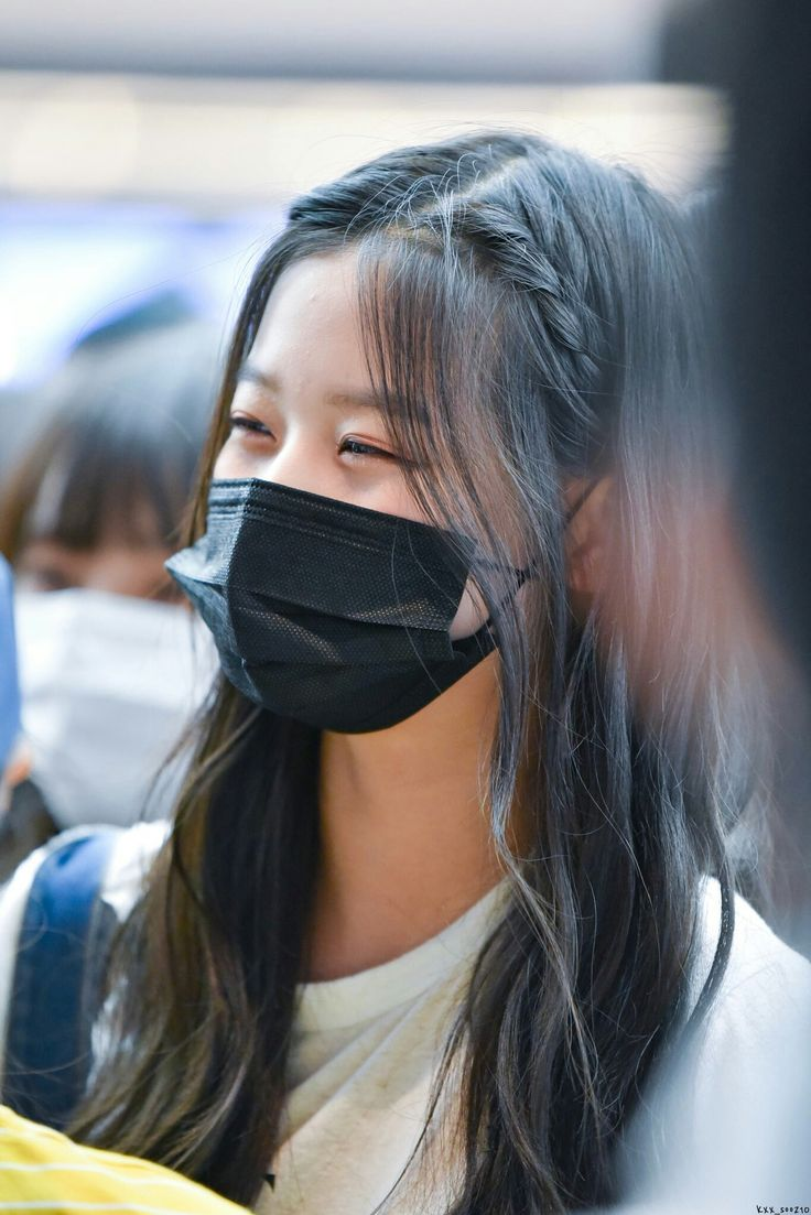 Pin oleh Felicia Mask di IZ*ONE Jang Won Young Gadis