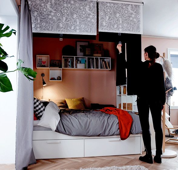 25 best ideas about chambres d 39 adolescentes sur pinterest for Chambre ado contemporaine