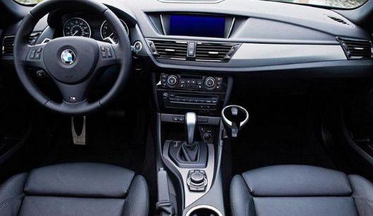 2017 BMW X2 Interior