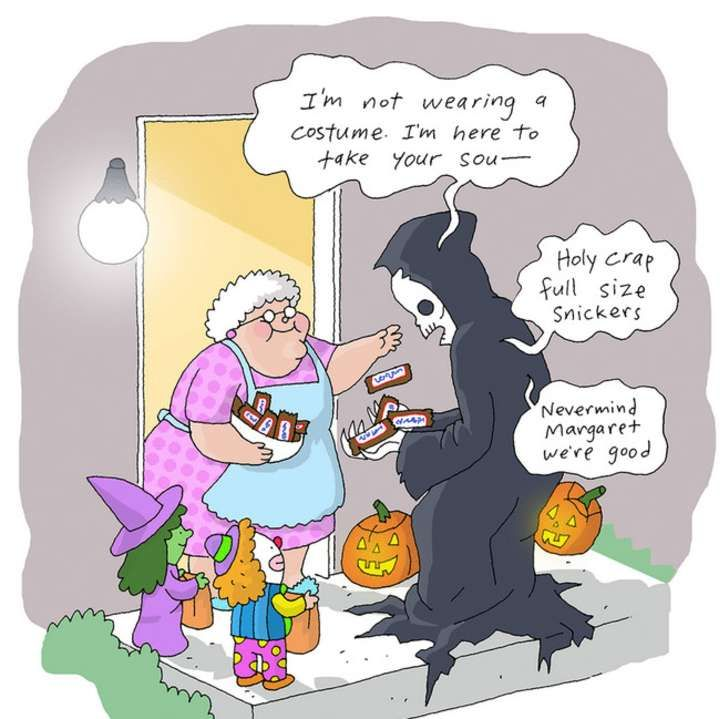 18 Wonderful and Cynical Comics From Jim Benton That Will Give You The Giggles - Brommando.com