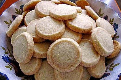 Sandtaler, wie vom Bäcker