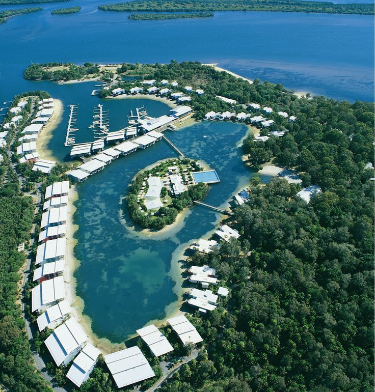 Ramada Couran Cove, South Stradbroke Island - just a hop, skip and a jump away!