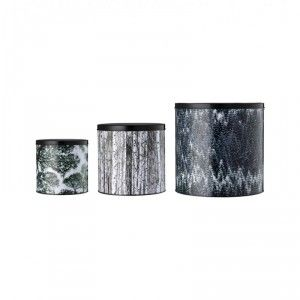 BY Nord Nordic Forest 3 tin set