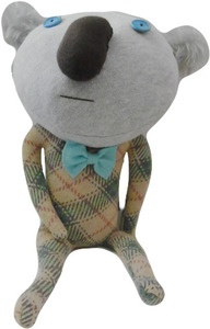 Brad the koala by Bobby Dazzler