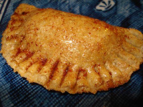 Baked Cinnamon Apple Empanadas - Yum!