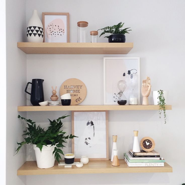 Design For Kitchen Shelves: 25+ Best Ideas About Scandinavian Shelves On Pinterest