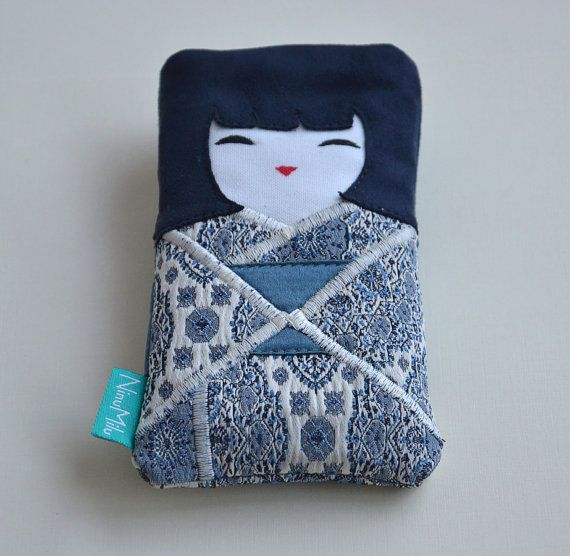 Phone case by NinuMiluBagDolls,