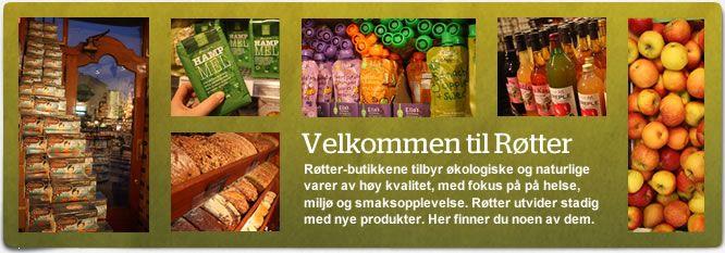 Røtter - Organic Food Shop