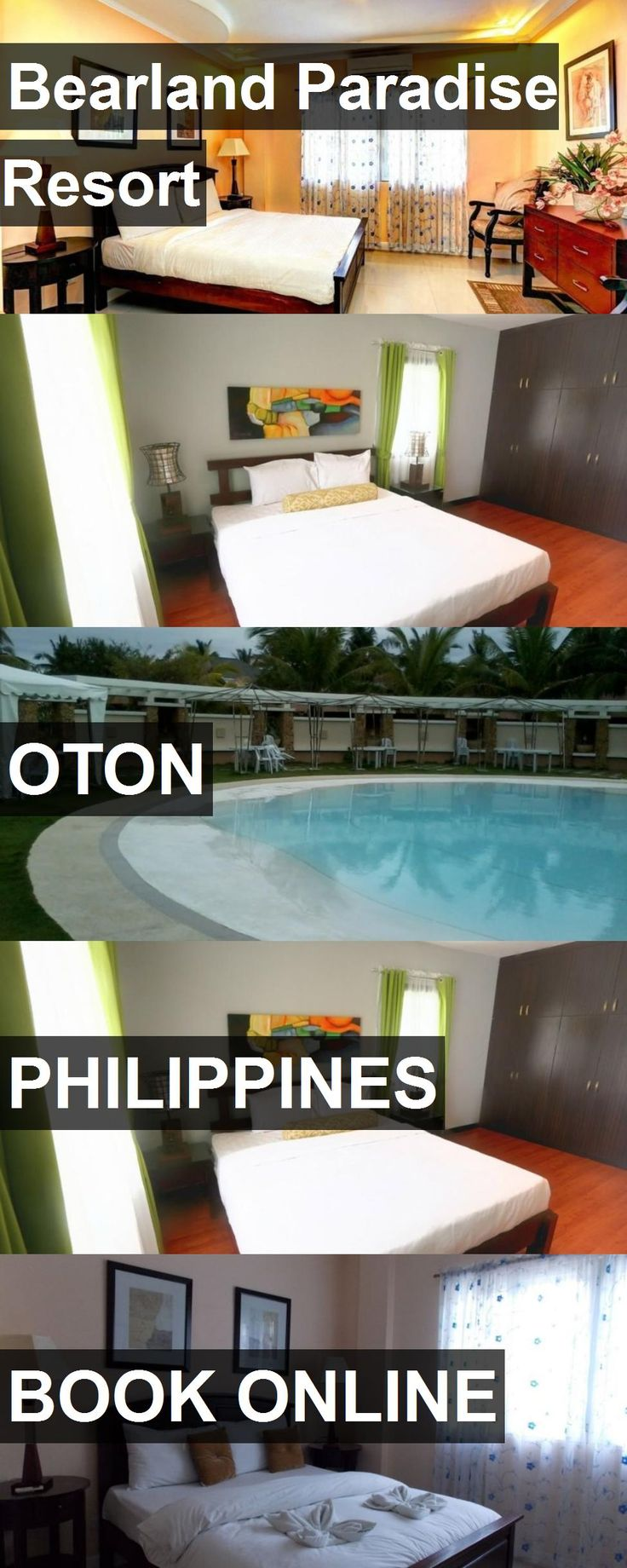 Hotel Bearland Paradise Resort in Oton, Philippines. For more information, photos, reviews and best prices please follow the link. #Philippines #Oton #BearlandParadiseResort #hotel #travel #vacation