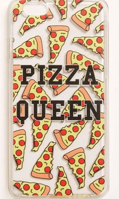 this pizza phone case is amazing!