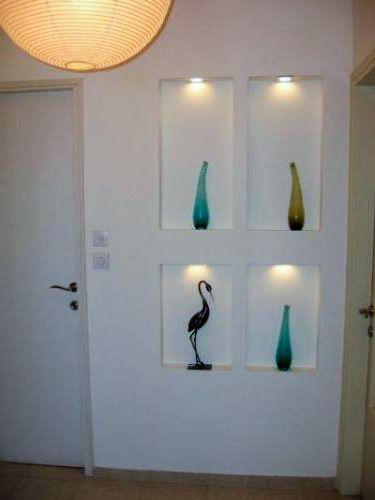 best 25 wall niches ideas on pinterest art niche niche design and niche decor. Black Bedroom Furniture Sets. Home Design Ideas