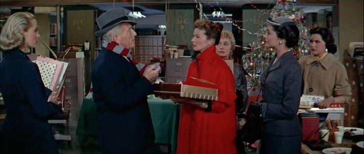 Desk Set: Katharine Hepburn and Spencer Tracy