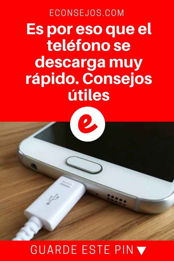 Bateria de celular | Es por eso que el teléfono se descarga muy rápido. Consejos útiles | Es útil para todos los propietarios de teléfonos inteligentes.