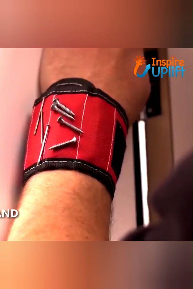 Handyman Pouch Magnetic Wristband – ⭐⭐⭐⭐⭐ (5/5)