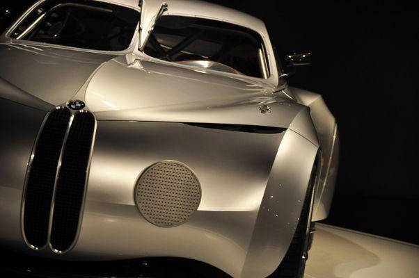 formfreu.de » BMW Concept Coupé Mille Miglia 2006 @ Museo Nazionale dell'Automobile di Torino