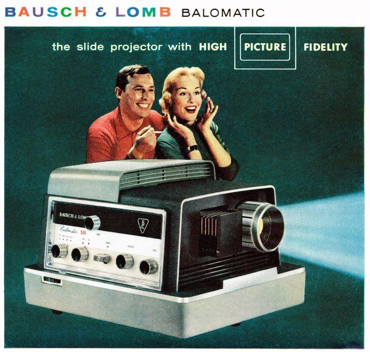 Bausch  Lomb Balomatic, 1958