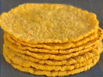 Лепёшки кукурузные