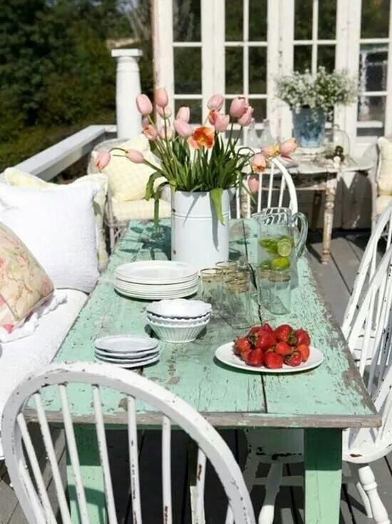 mesa verde calma.