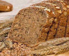 Meergranenbrood zonder gluten