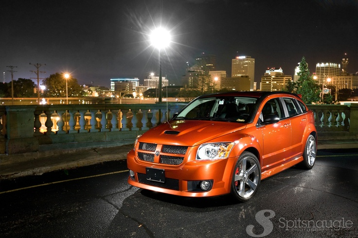 Dodge Caliber SRT4 - My future car...the color and everything...can't wait!