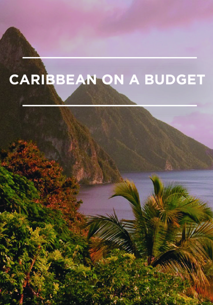 25 best caribbean vacations ideas on pinterest for Beach vacations on a budget