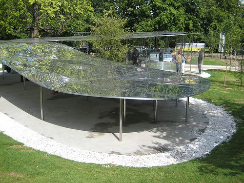 SANAA - Serpentine Pavilion, London, 2009
