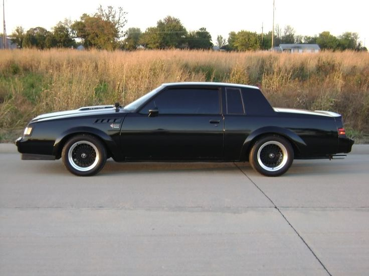 Buick Grand National GNX 1987