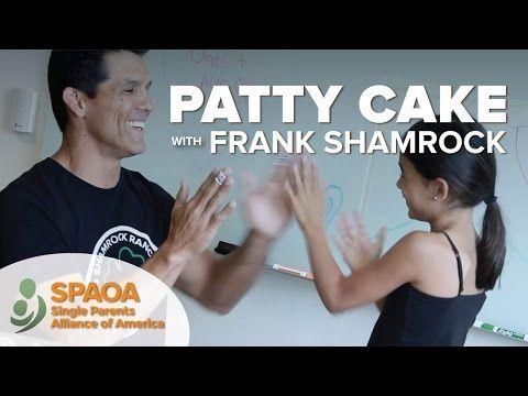 Frank Shamrock Plays Pattycake, Demonstrates Hand-Eye Coordination