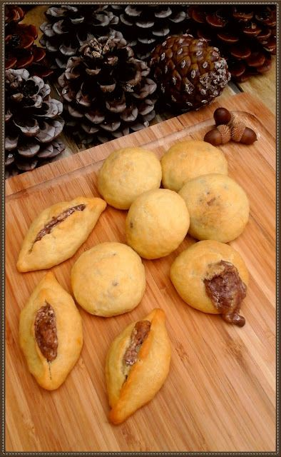 Βουτυρόμελο: Πορτοκαλένια κουλουράκια γεμιστά με χαλβά