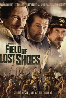 Field of Lost Shoes (2014) ... Based on a true story of the American Civil War, culminating at the Battle of New Market, May 1864. A group of teenage cadets sheltered from war at the Virginia Military Institute must confront the horrors of an adult world when they are called upon to defend the Shenandoah Valley. Leaving behind their youth, these cadets must decide what they are fighting for.