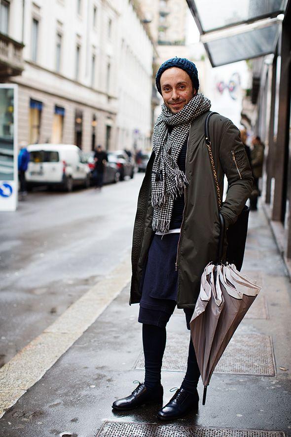 On the Street…Via Montenapoleone, Milan