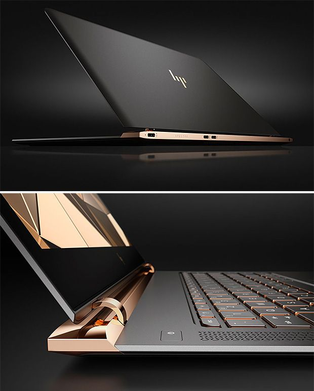 HP Spectre.  Computer crush :)                                                                                                                                                                                 More