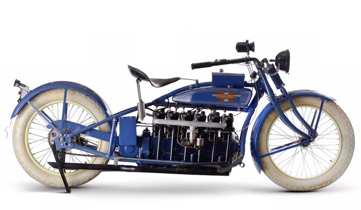 """This <a href=""""https://www.bonhams.com/auctions/23333/lot/58/"""">1924 Henderson 1,951cc Deluxe Six</a>, Lot 58 at Bonhams Autumn Stafford Sale (18-Oct-15) is estimated to sell for between £24,000 and 28,000 ($37,000 and $43,000)"""