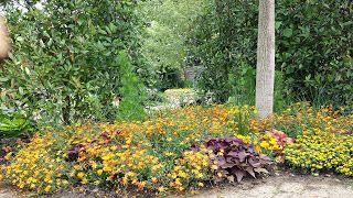 Fiori del mio giardino: Quando l'arte dialoga con il verde ed il colore