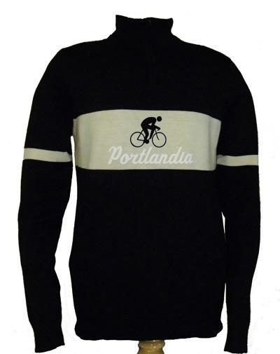 classic wool cycling jersey