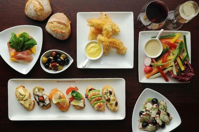 高級レストランのようなアーティスティックな盛り付けでなくても、ちょっとした気配りと工夫でだれもが美しいお皿に仕上げることができます。