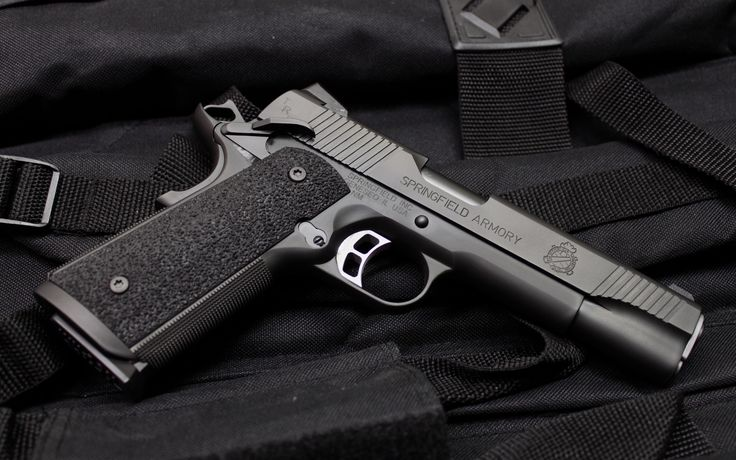 Josh sent us some very nice photos of his Springfield Armory 1911A1 TRP .45 ACP. The TRP is based on the FBI Professional model that was adopted by the FBI Hostage Rescue Team in 1998, but sells at a lower price point because it has less hand fitting that the fully custom Professional. Josh did not elaborate on …   Read More …