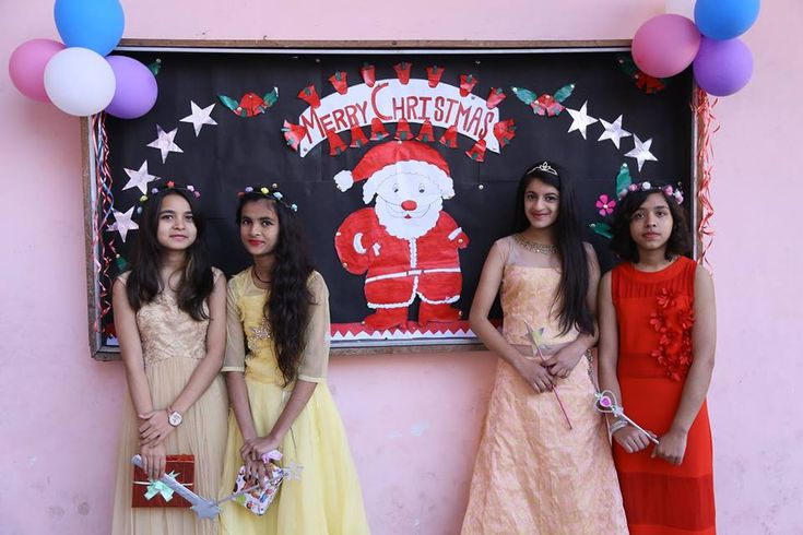 The Heritage School organized a Christmas Carnival and Fete was on December 19, 2017.#TheHeritageSchool #Dehradun #Chirstmas #carnival