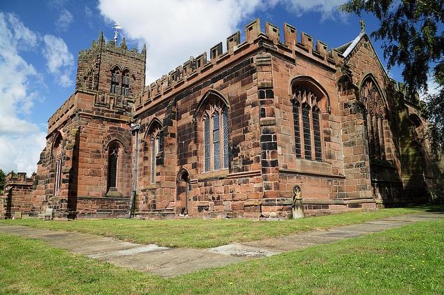 Great Budworth Church