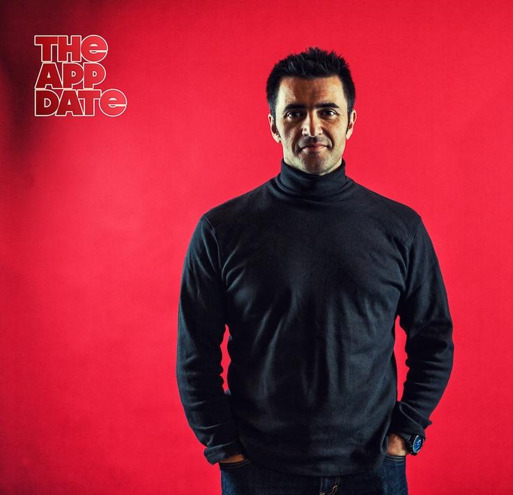 La 25ª edición de The App Date. Gorka Angulo fue el encargado de presentar Wuaki.TV.