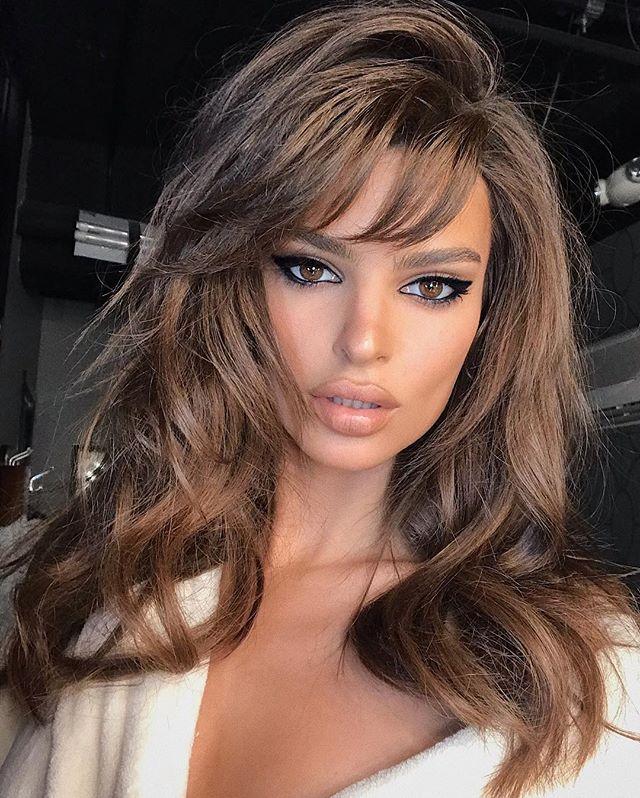 🖤 #makeup #hair