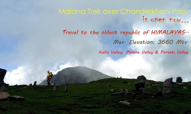 Trekking in Indian Himalayas with Himalayan Adventurers - Manali...... Escort in Himalaya since 1986...