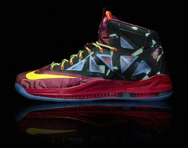 Nike LeBron X EXT \u201cHazelnut\u201d ,lebron james sneakers,.